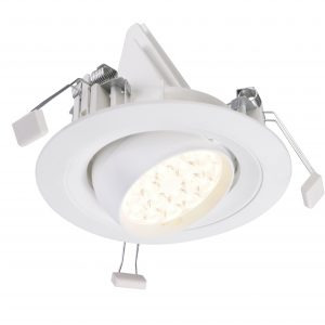 Downlight LED TOSHIBA Neoaccent 32W 25° 4000K Biały