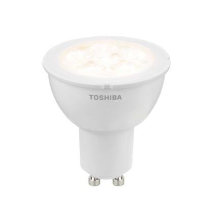 żarówka led gu10 Toshiba