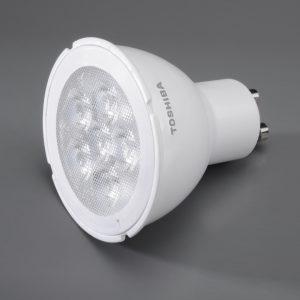 Żarówka GU10 LED TOSHIBA 35W/4W 36° 3000K