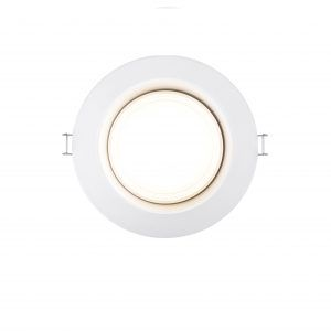 Downlight LED Toshiba Pack omni mini 2; 5,7W ADJ