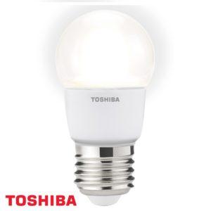 Żarówka LED TOSHIBA 25W/4,0W kulka E27
