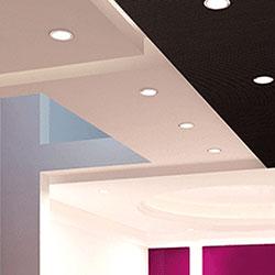 Żarówki LED, Oświetlenie wewnętrzne LED