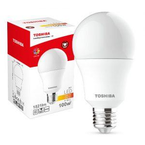 Żarówki LED TOSHIBA 100W/15W A60 E27