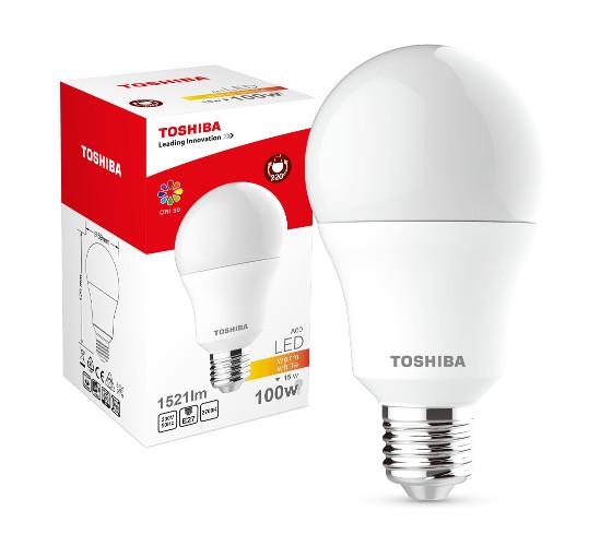 Żarówki Led Toshiba 100W/15W A60 E27 zdjęcie numer 1